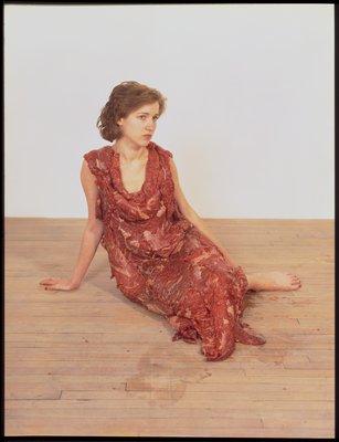 Jan Sterbak, Meat Dress 1987
