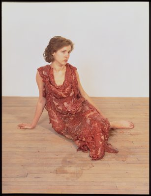 Jan Sterbak, Meat Dress 1987