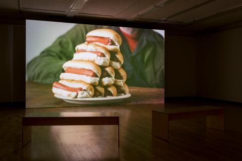 "SFU Gallery - Allison Hrabluik - ""The Splits"""